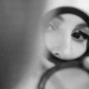 Face, Monochrome, Head, Black-and-white, Nose, Yellow, Eye, Illustration, Line, Design,