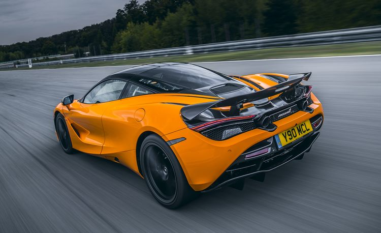 The McLaren 720S Track Pack Is Lighter and More Hard Core