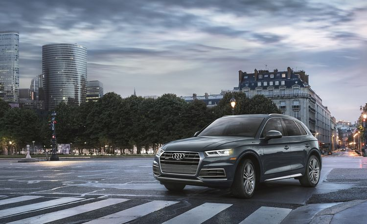 Audi's Subscription Service Lets You Access Five Models for $1395 per Month