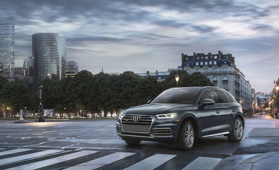 Audi's Subscription Service Lets You Access Five Models for $1395 per Month