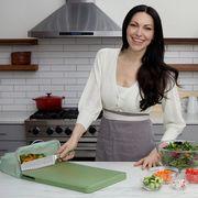 laura prepon prepon kitchen