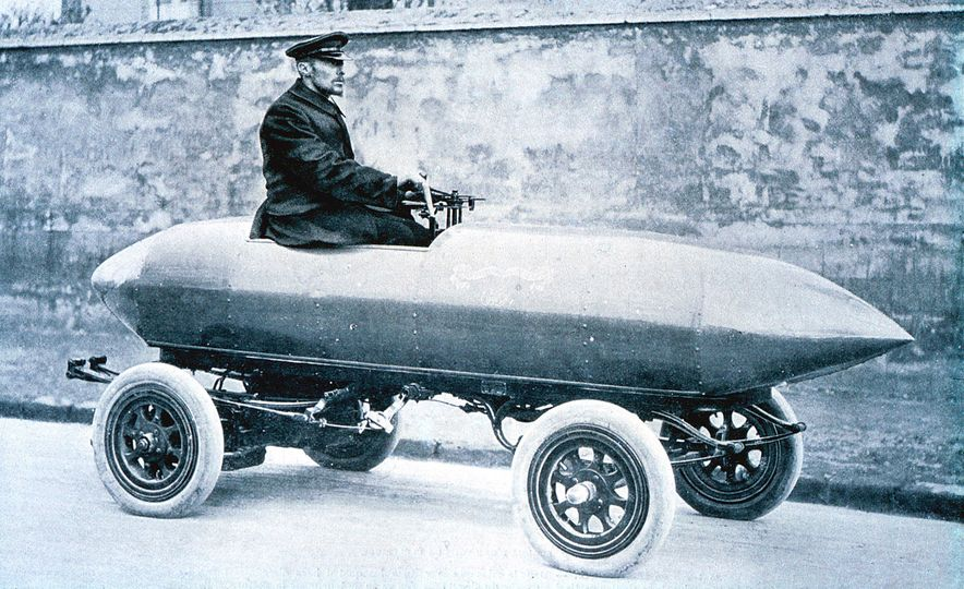 Worth the Watt: A Brief History of the Electric Car, 1830 to Present - Slide 3