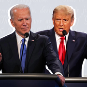 where joe biden and donald trump stand on key issues