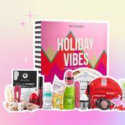 holiday beauty advent calendars