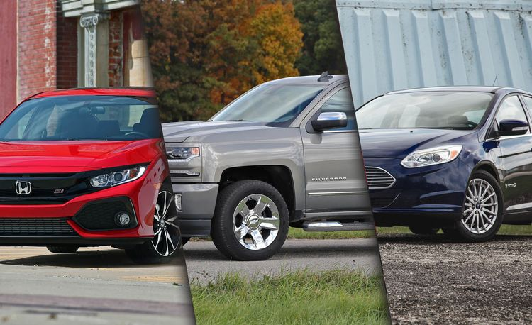 $199 Car, Truck, and SUV Lease Deals for July 2018