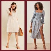 20 light linen dresses for warm weather
