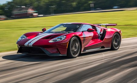 2017 Ford GT at Lightning Lap 2018