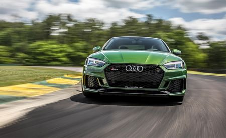 2018 Audi RS5 at Lightning Lap 2018
