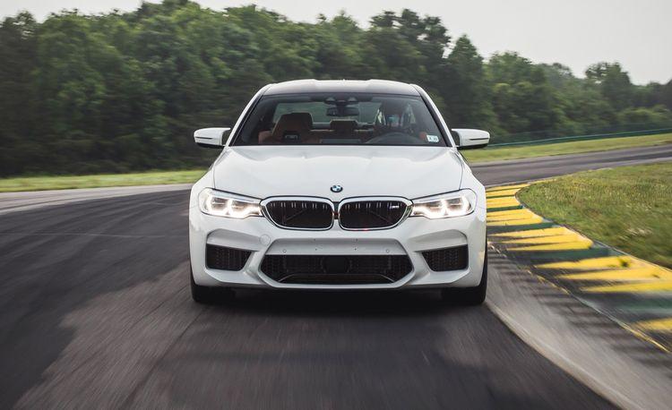 2018 BMW M5 at Lightning Lap 2018