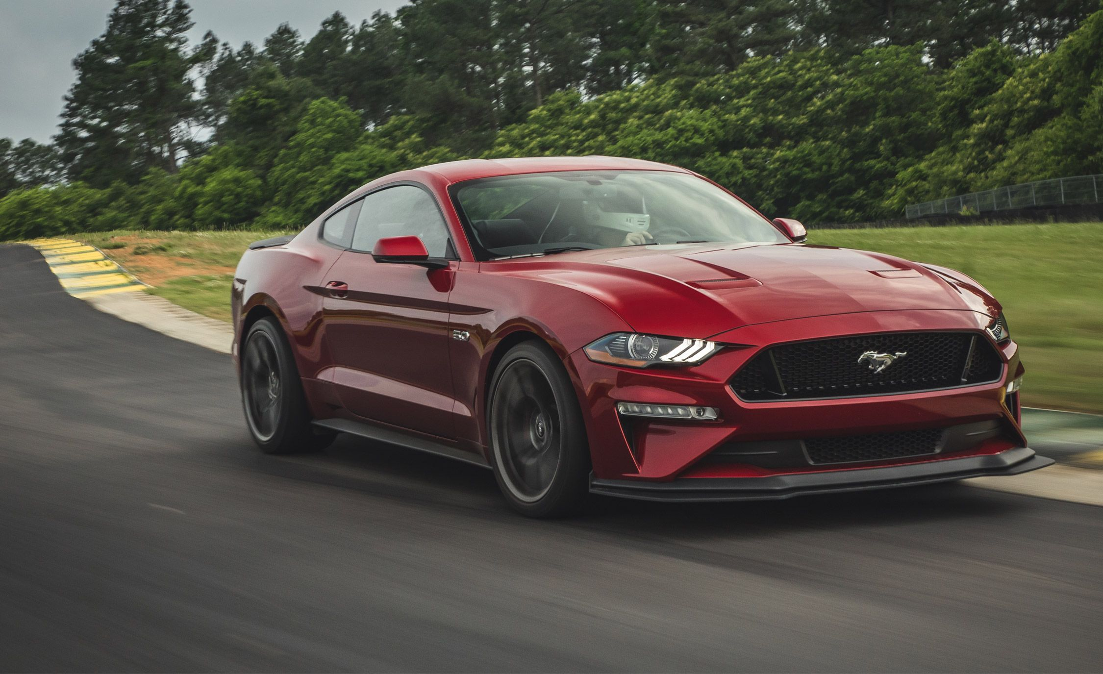 2020 Ford Mustang Reviews Price Photos And Specs Car Driver