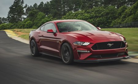 2018 Ford Mustang GT Performance Package Level 2 at Lightning Lap 2018