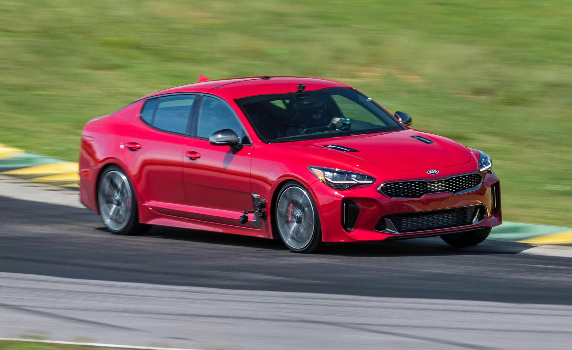 2018 Kia Stinger Gt Lightning Lap Results For 2018