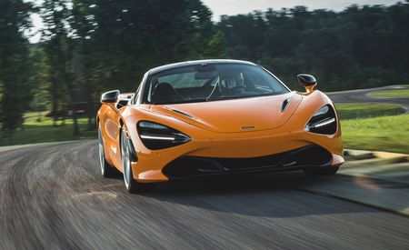 2018 McLaren 720S at Lightning Lap 2018