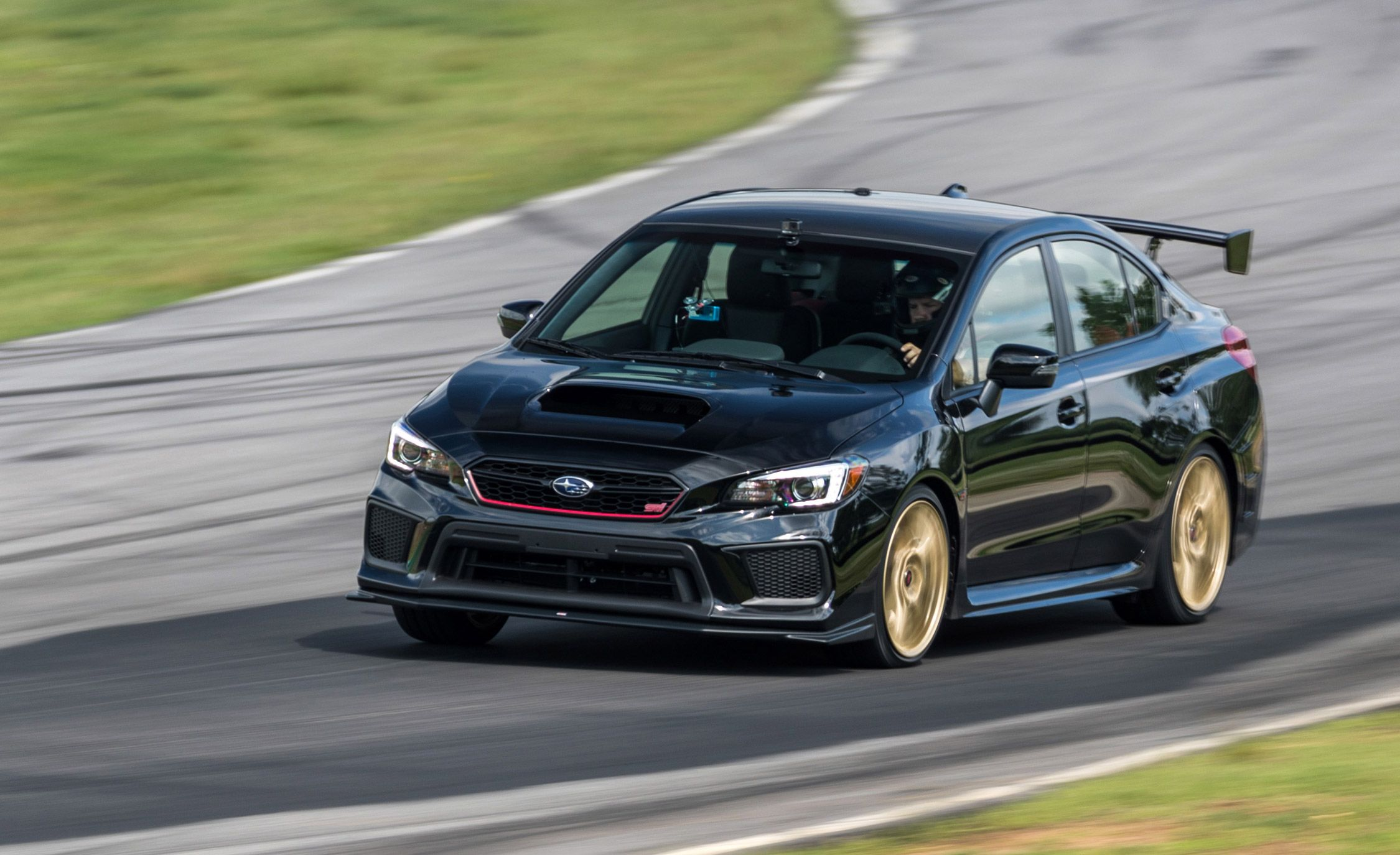 2019 Subaru Wrx Sti Reviews Subaru Wrx Sti Price Photos And