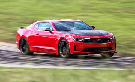 2019 Chevrolet Camaro Turbo 1LE at Lightning Lap 2018