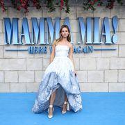 'Mamma Mia! Here We Go Again' - UK Premiere - Red Carpet Arrivals