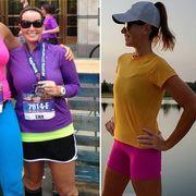 lisa amstutz how running changed me