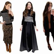 Clothing, Fashion, Fashion model, Dress, Footwear, Outerwear, Fashion design, Textile, Shoe, Trousers,