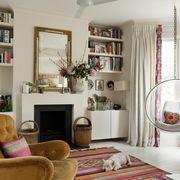 london flat of interior designer sarah vanrenen