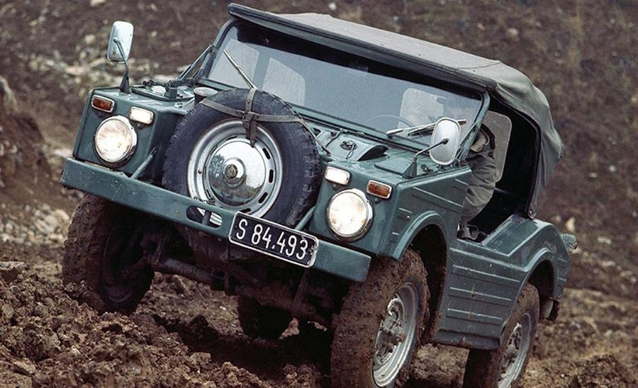That Time When Porsche Tried to Build a Jeep for the Military