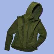 Jacket, Hood, Clothing, Outerwear, Hoodie, Sleeve, Parka, Top, Coat, Zipper,