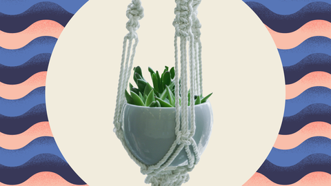 preview for How To Make A Macrame Planter