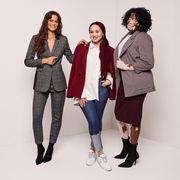 Clothing, Fashion, Standing, Leggings, Outerwear, Shoulder, Fashion model, Fashion design, Joint, Footwear,