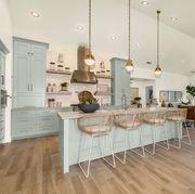 magnolia home kitchen