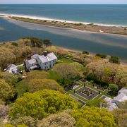 bunny mellons cape code estate, scallop path, is for sale for $198 million