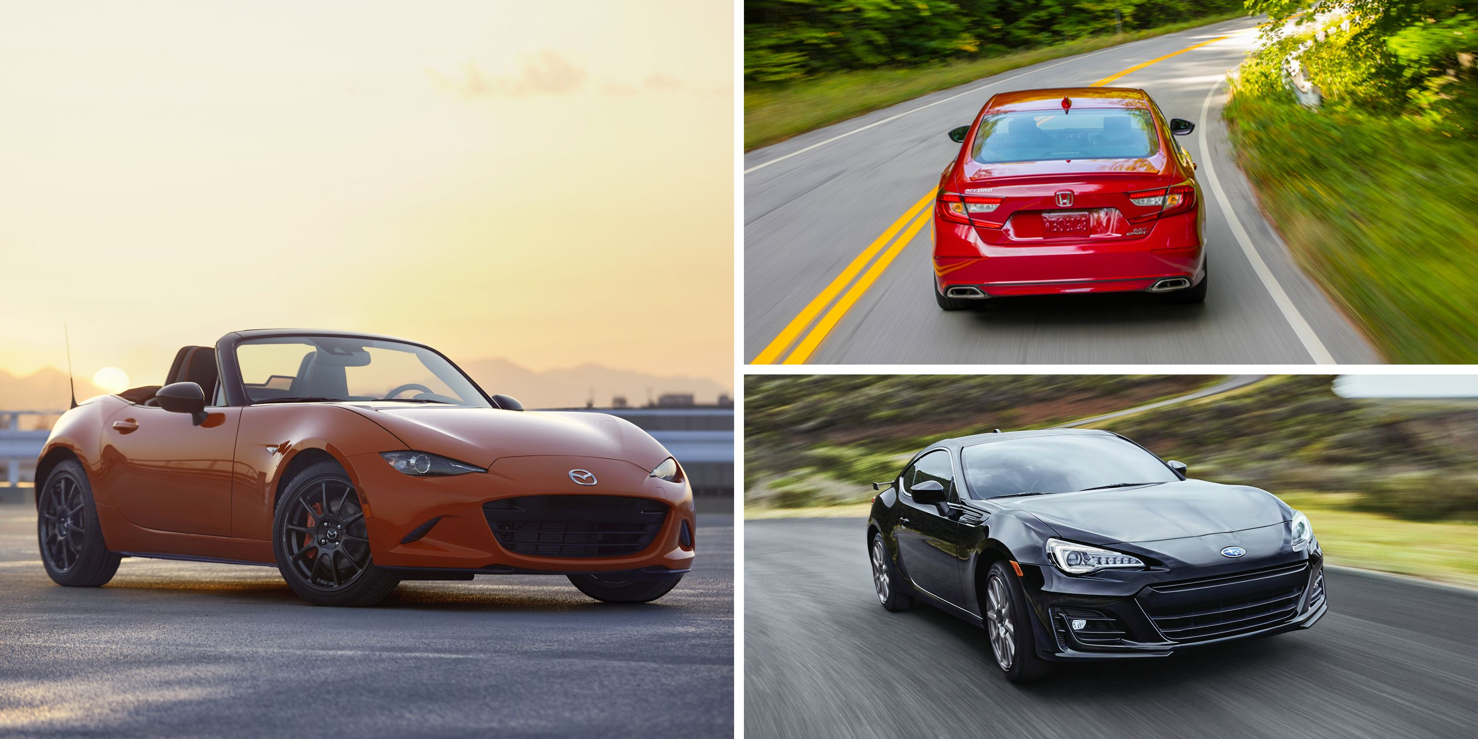 Every Car You Can Still Buy with a Manual Transmission in 2019