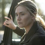 kate winslet as mare sheehan in hbo's mare of easttown