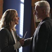 why is maria bello leaving 'ncis' season 18 as jack sloane in 2021