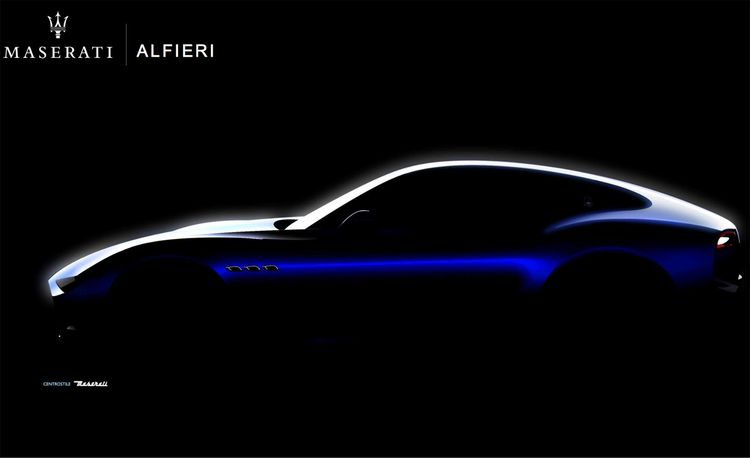 Maserati Blue: A New EV Sub-Brand That's Openly Targeting Tesla