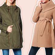 maternity coats best 2018