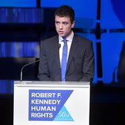 max kennedy jr at 2019 robert f kennedy human rights ripple of hope awards   inside