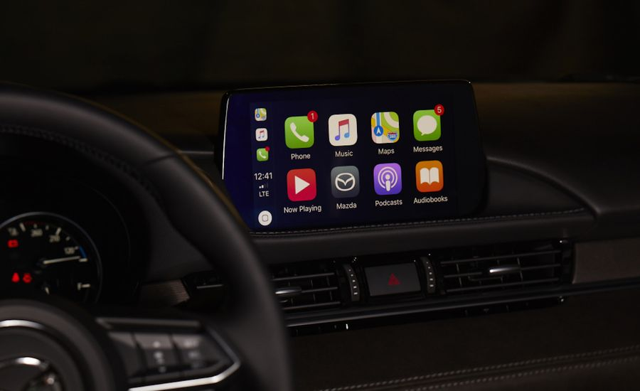 mazda will now retrofit apple carplay and android auto on. Black Bedroom Furniture Sets. Home Design Ideas