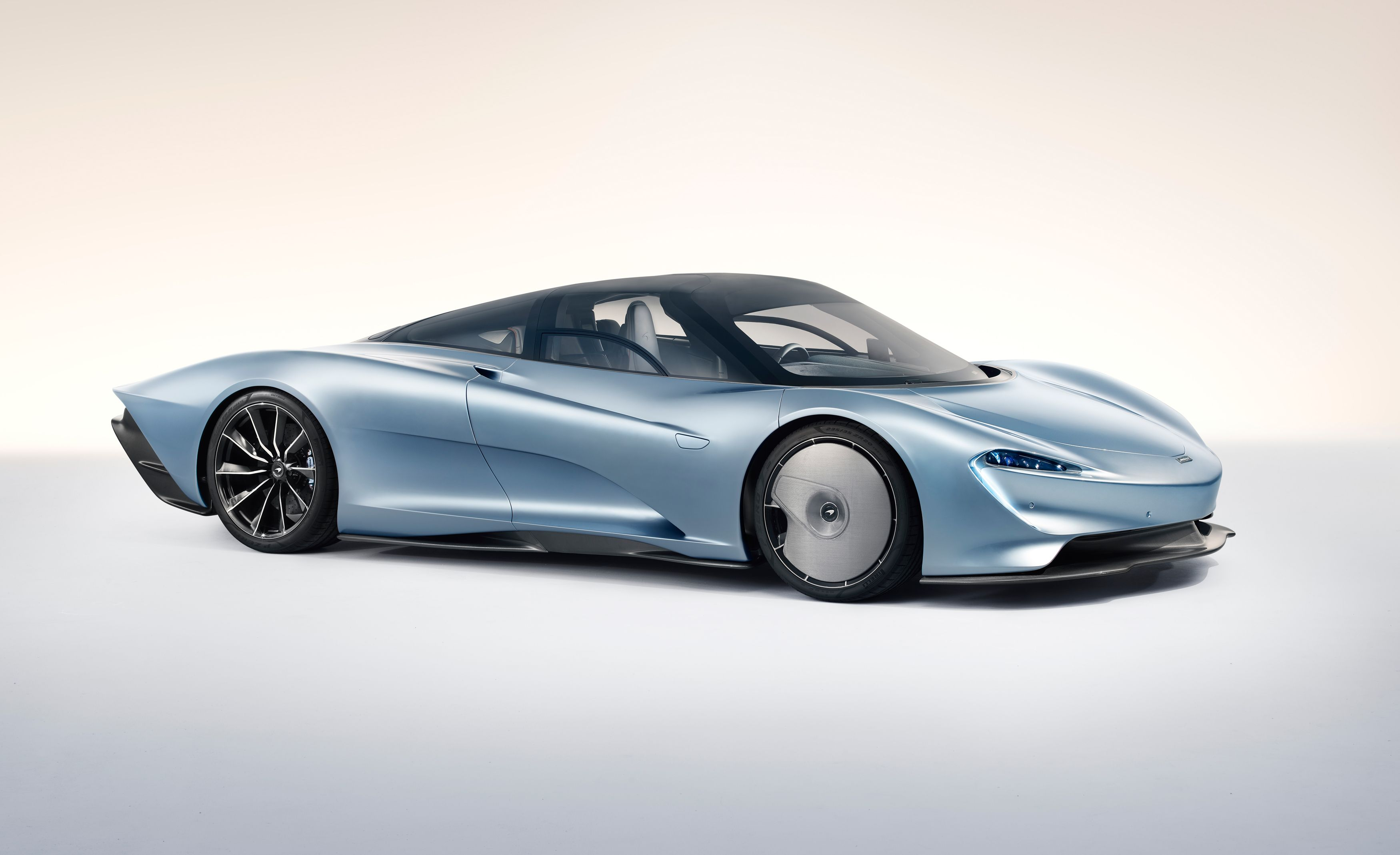 The 2020 McLaren Speedtail Revealed