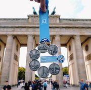 World Marathon Majors medal