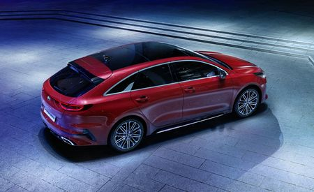 Kia Has a Cool New Wagon and Hot Hatch in Europe—And Possibly for America