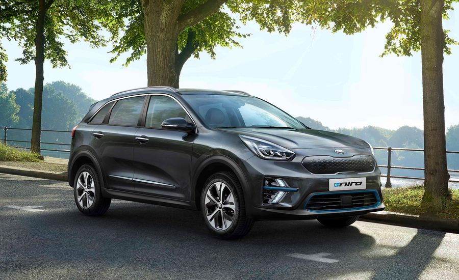 Kia Niro EV Confirmed for the U.S. and Arrives Early Next Year