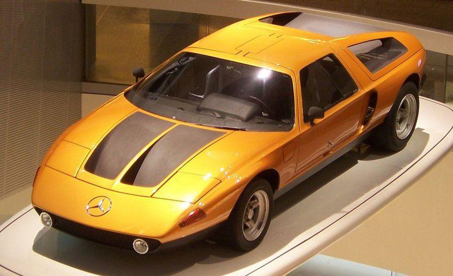 Doorstop Believin': 27 Incredible Concept Cars of the Wedge Era - Slide 12
