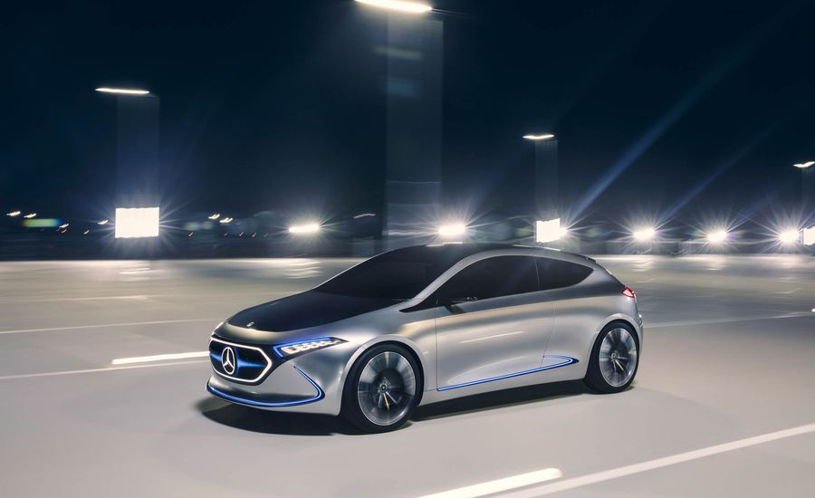 Mercedes-Benz Confirms Second Upcoming EV