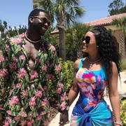Gucci Mane floral set