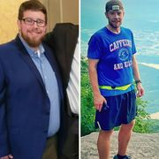 mike murphy how running changed me