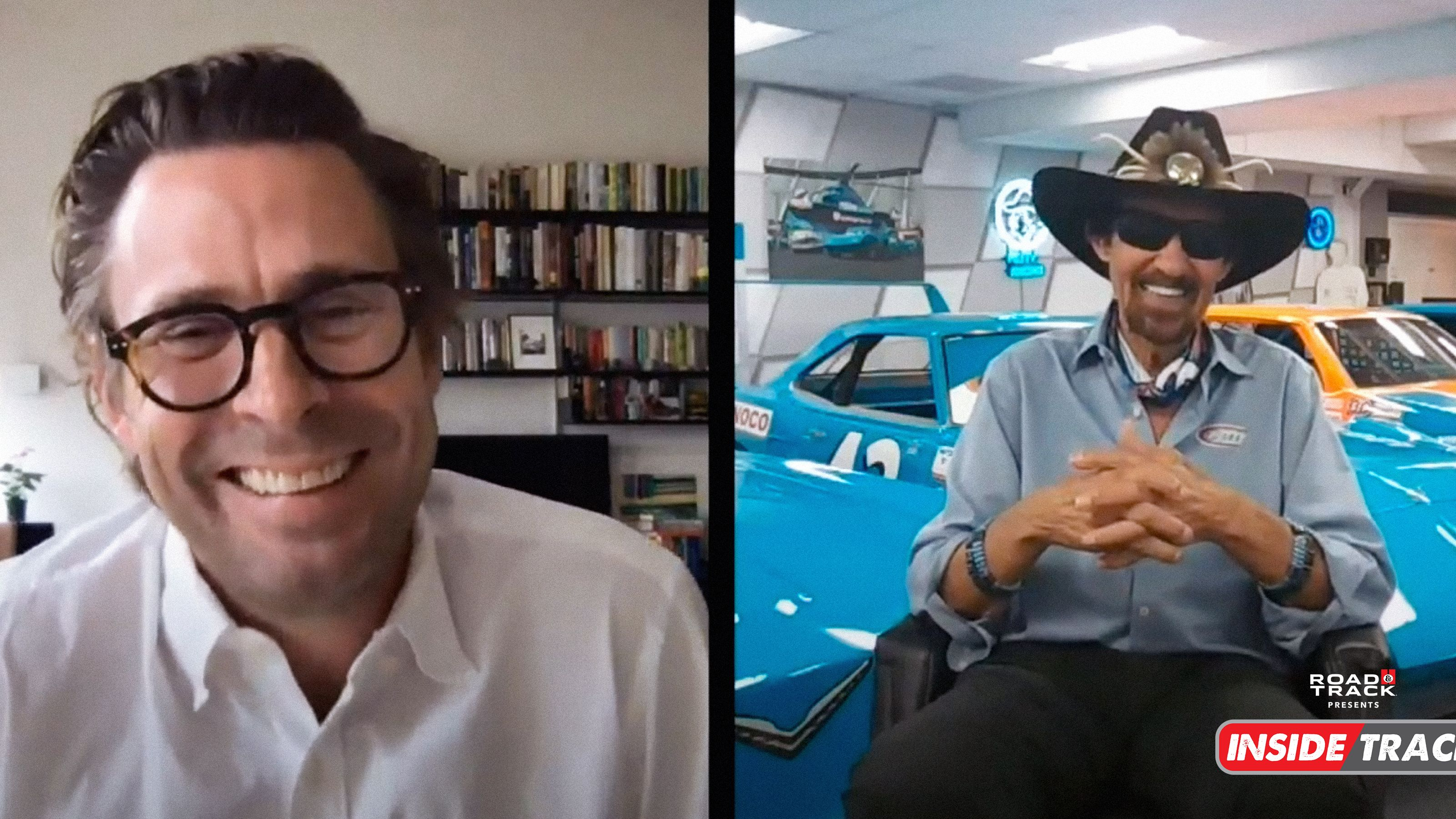 "Relive Our Interview With ""The King"" Richard Petty Right Here"