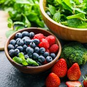 best foods for women over 40 - best diet for women