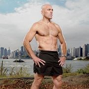 Barechested, Muscle, Bodybuilding, Physical fitness, board short, Model, Chest, Shorts, Photography, Facial hair,