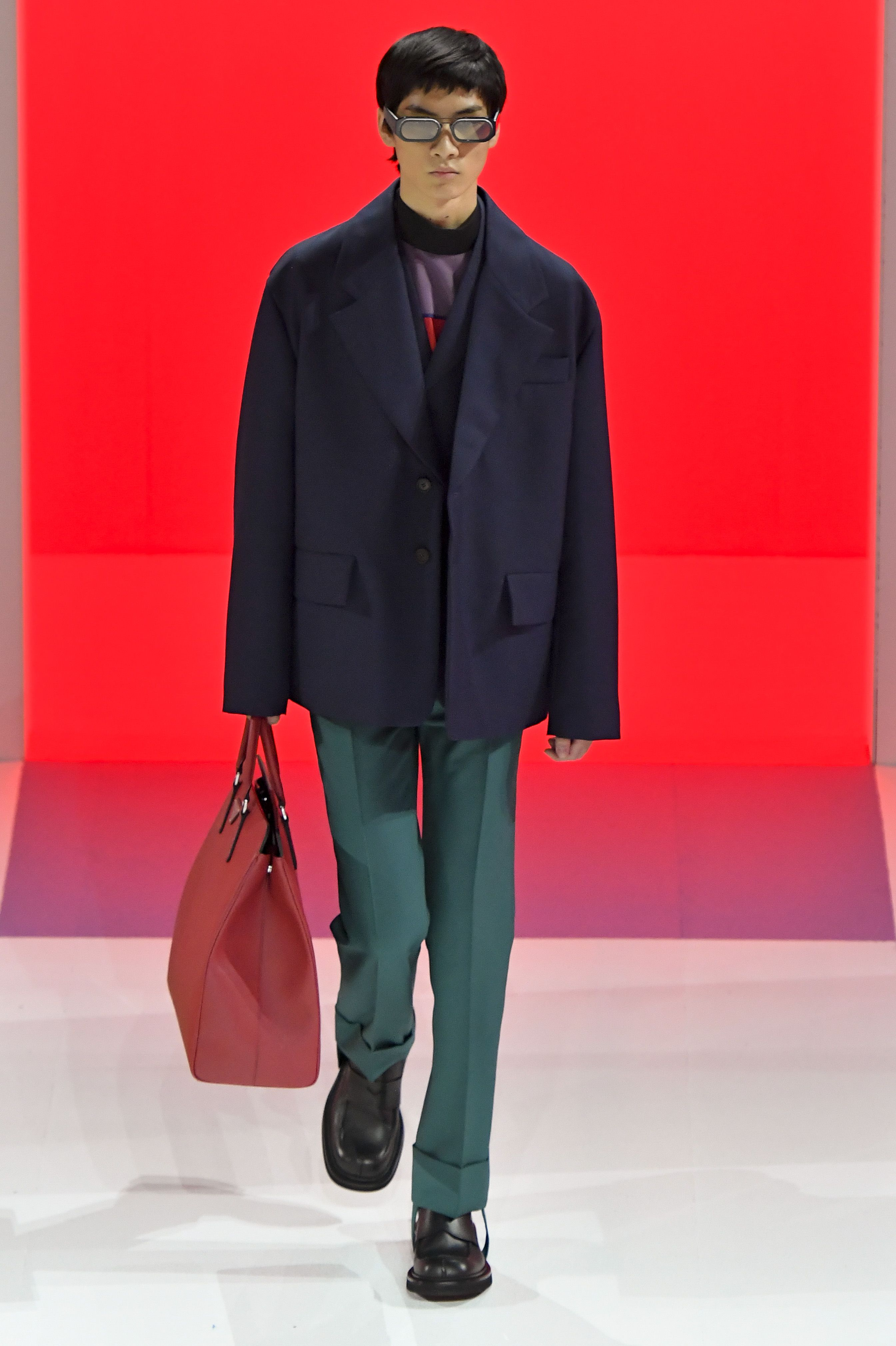 Prada - Runway - Milan Men's Fashion Week Fall/Winter 2020/2021