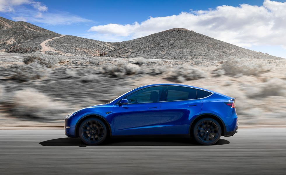 2020 Tesla Model Y Reviews | Tesla Model Y Price, Photos, and Specs
