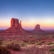 where to go in october monument valley 2020